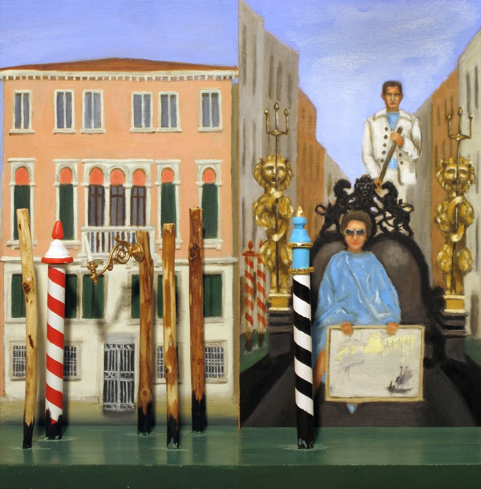 Palazzo Romantico & Out of This Century by Lisa Barmby
