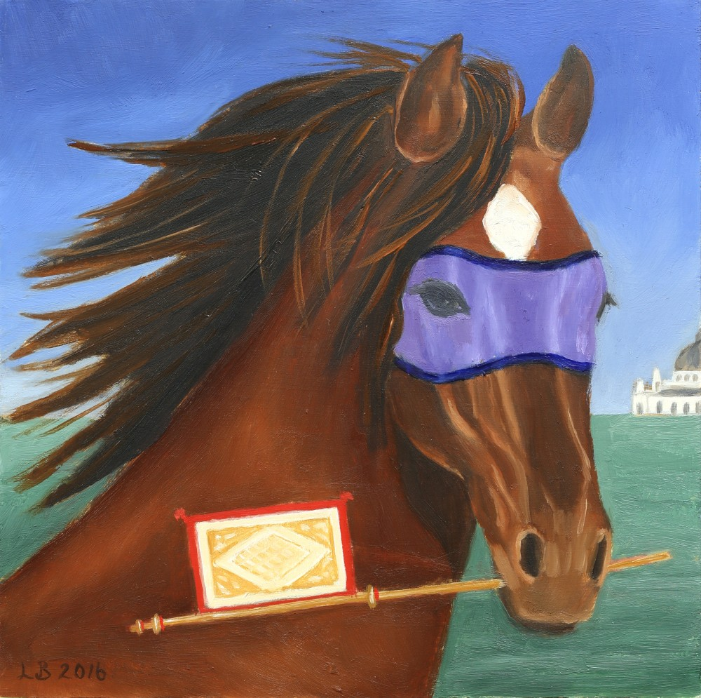 Cavallo Galante by Lisa Barmby